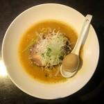 麺 藏藏 - みそたま(こく旨玉子のせ)