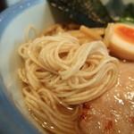 50737380 - ちゅるちゅるの細麺