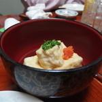 烏山 - 揚げ出し豆腐
