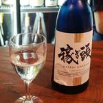 悠久乃蔵 しゃぶしゃぶと糀料理、日本酒 - 稼ぎ頭 純米