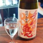 悠久乃蔵 しゃぶしゃぶと糀料理、日本酒 - 千代の亀 特別本醸造