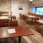 悠久乃蔵 しゃぶしゃぶと糀料理、日本酒 - プレオープン中の内装