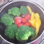 50738671 - ダッチオーブンスチーム野菜