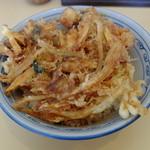 """天成 - """"かき揚天丼""""ふたたび"""