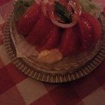 レストラン・テキサス - 【トマトサラダ】