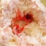 がるる氷 - 桜ふわふわエスプーマ