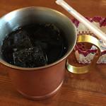 ダイニング ララミー - ランチのドリンク、アイスコーヒー