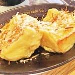 マンゴツリーカフェ+バー - ココナッツトースト