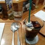 リーゾカノビエッタ - アイスコーヒー