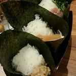 串の輪 - 手巻き寿司