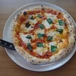 たび屋 - 箱根モッツァレラチーズのマルゲリータ ¥1,800