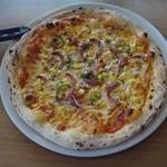 たび屋 - TABIYA'Sミックスピザ ¥1,500