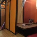 鶏料理専門店みやま本舗 - 内観写真: