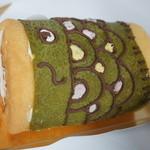 ハレル屋 - 料理写真:こいのぼりロール