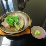 Yamamba - 猪肉オリーブオイル焼