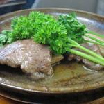 Yamamba - 猪肉オリーブオイル焼アップ