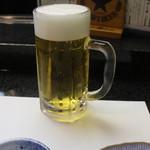 米八 - 生ビール