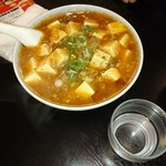 青葉飯店 - 麻婆麺(850円)