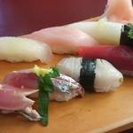 瀬浜寿司 堂ヶ島 - 地魚にぎり 堂ヶ島