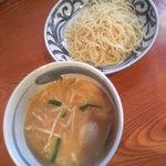 50757582 - 味噌つけ麺700円