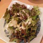 5076471 - サラダ菜だけになった