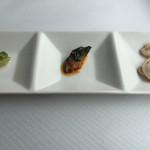 錦水 - 料理写真:小前菜