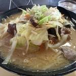 五代目麺や蝦夷 - 料理写真: