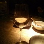 50761235 - 白ワイン(グラス)