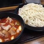 50761624 - ♪旨辛肉汁うどん中盛り レベル1 ¥980