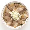 背油中華チャーシュー麺