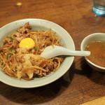 中国料理 西海 - 肉丼730円