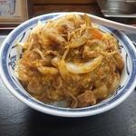 50767573 - 焼肉玉子とじ丼大