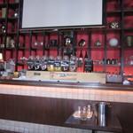 yebisu gogo cafe - ドリンクバー