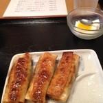 50768578 - 餃子とデザートの杏仁豆腐