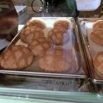 世界で2番めにおいしい焼きたてメロンパンアイス 広坂本店 -