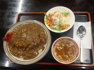 みよし食堂 - カツカレー