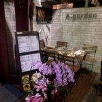 A.garden - タレントのはるな愛さんがオーナーの鉄板焼き屋
