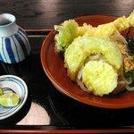讃岐うどん 明月 - 料理写真: