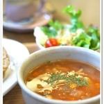 パールブーケ - 料理写真:セットのスープ