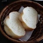 レストラン 花水 - 2016.5 パン