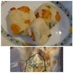 ジョアン - ◆正式名称不明「枝豆入りモチモチパン」・・モチモチした食感がいいですね。 枝豆もいいアクセントでこれも好み。