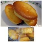 ジョアン - 窯からチーズケーキ・・チーズ風味は強くないですけれど、しっとりした食感で好み。