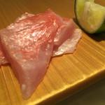 金寿司 - 銚子の金目鯛