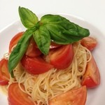 Cafe&Restaurant Gru - フルーツトマトの冷製カッペリーニ