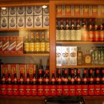 大龍 - お酒の種類が少ないかな・・・