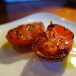 やきうし はんじゅく - ☆フルーツトマト焼き(^o^)丿☆