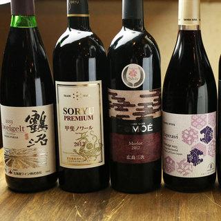 ~メイドイン日本のワイン~