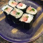 がってん寿司 - ネギトロ細巻き