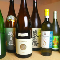 天ぷら うらかみ - 日本酒・ワインも豊富