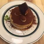 gram - ティラミスのパンケーキ\950